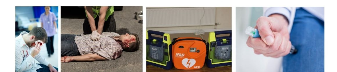 Basic Life Support and community First Aid